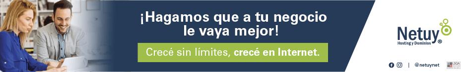 Netuy Servidores y Dominios